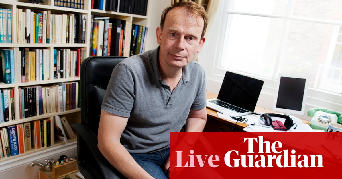 Andrew Marr webchat – your questions answered on Brexit, the BBC and the  Beatles