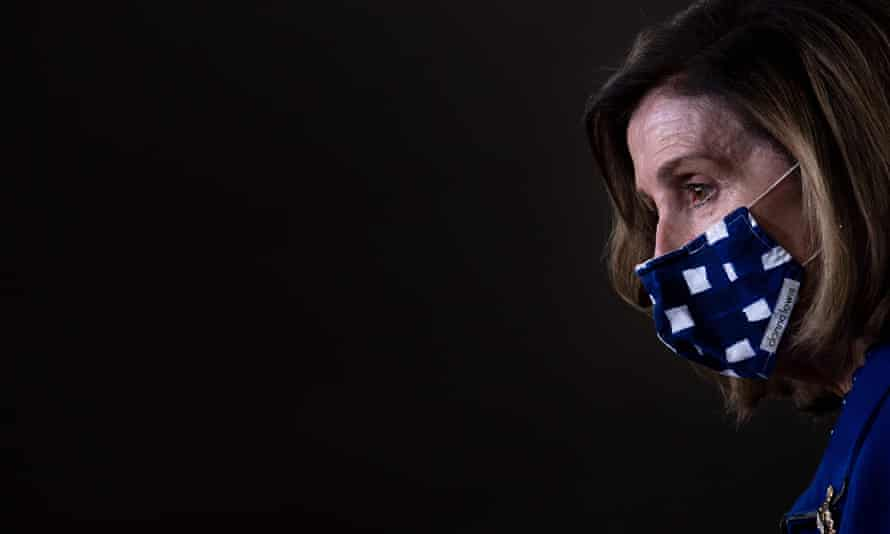 Nancy Pelosi said it is 'clear that we will need to establish a 9/11-type commission' prior to the impeachment vote.