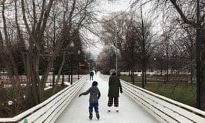 Gorky Park ice rink