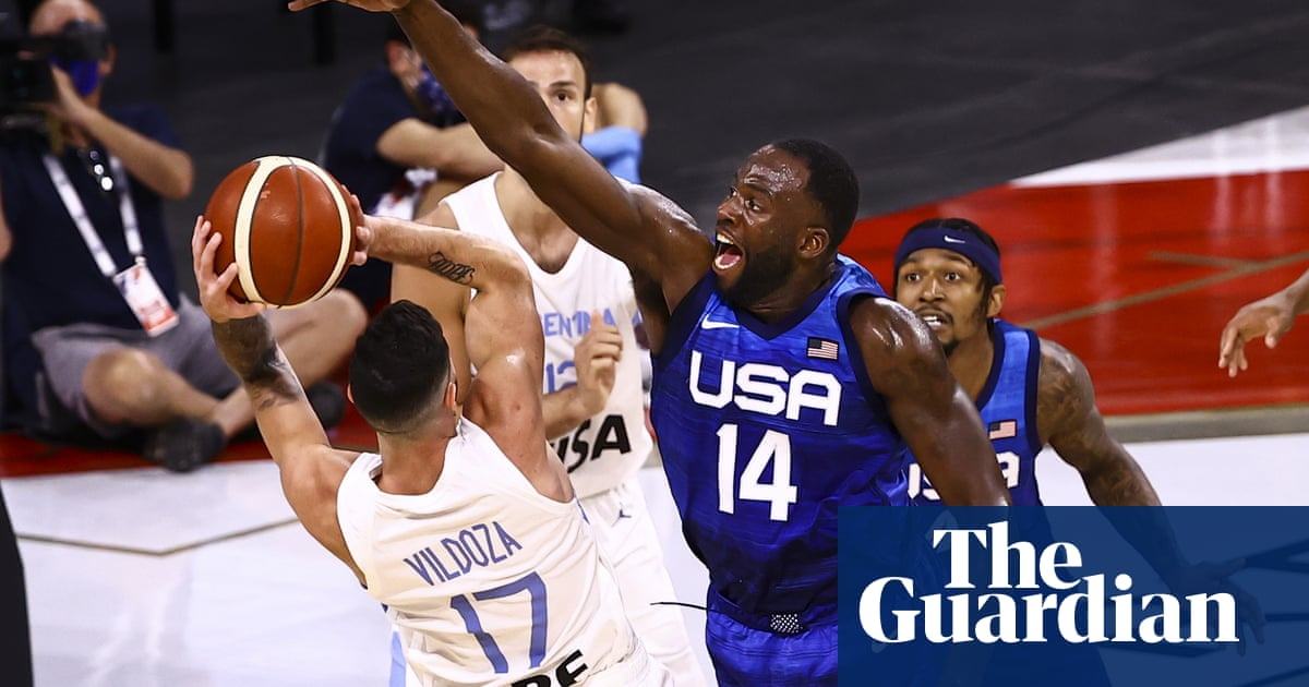 USA-Australia pre-Olympic friendly canceled due to Covid-19 protocols