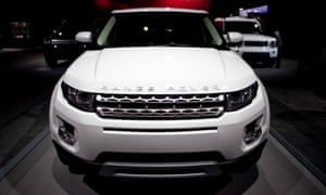 Jaguar Land Rover To Make Only Electric Or Hybrid Cars From