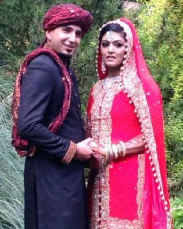 Samia Shahid and Syed Mukhtar Kazam