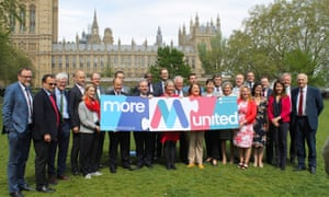 MPs in the More United MP Network