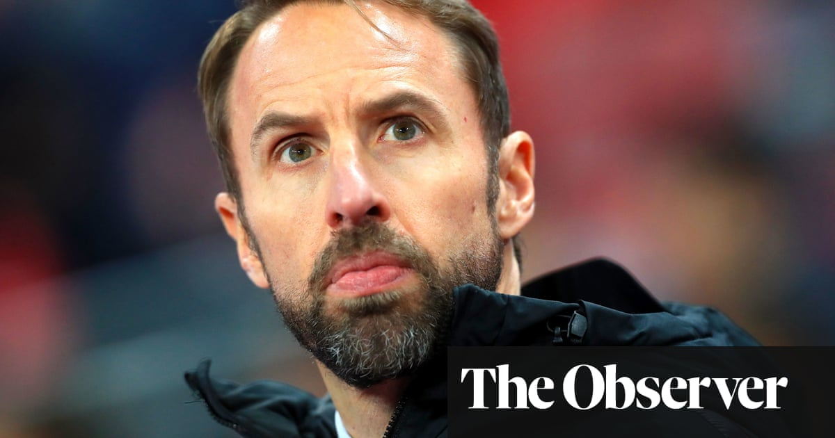 Gareth Southgate admits he had doubts about taking England job