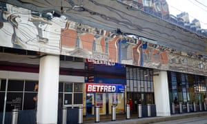 A Betfred shop