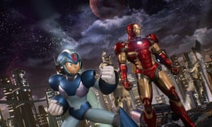 a still from marvel versus capcom infinite