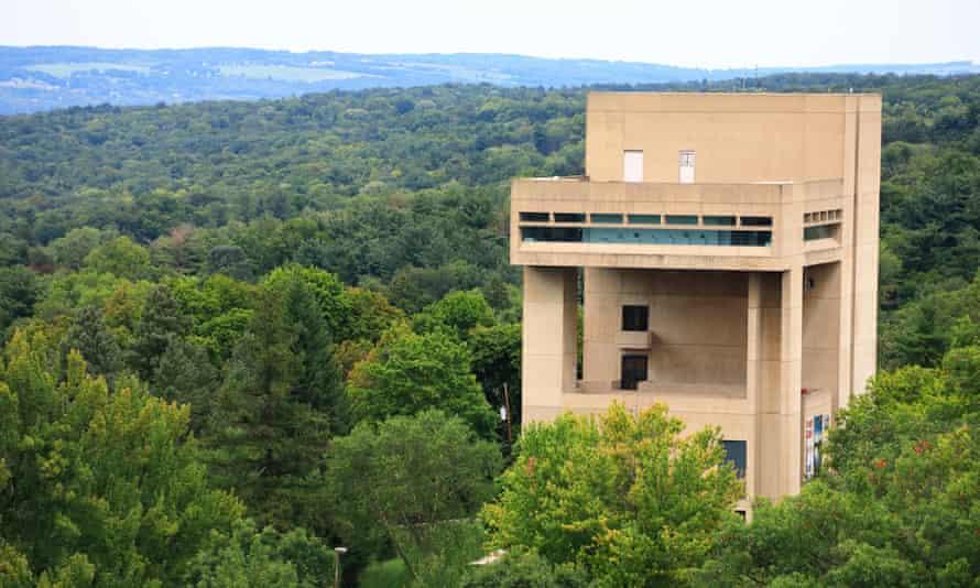 Herbert F. Johnson Museum of Art at Cornell University. Ithaca
