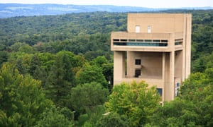 The Herbert F. Johnson Museum of Art at Cornell University, Ithaca, New York