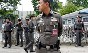 Thai police academy bans women from enrolling | World news