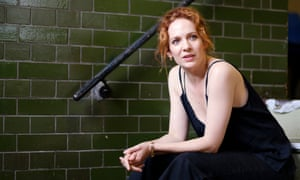 The actor Katherine Parkinson