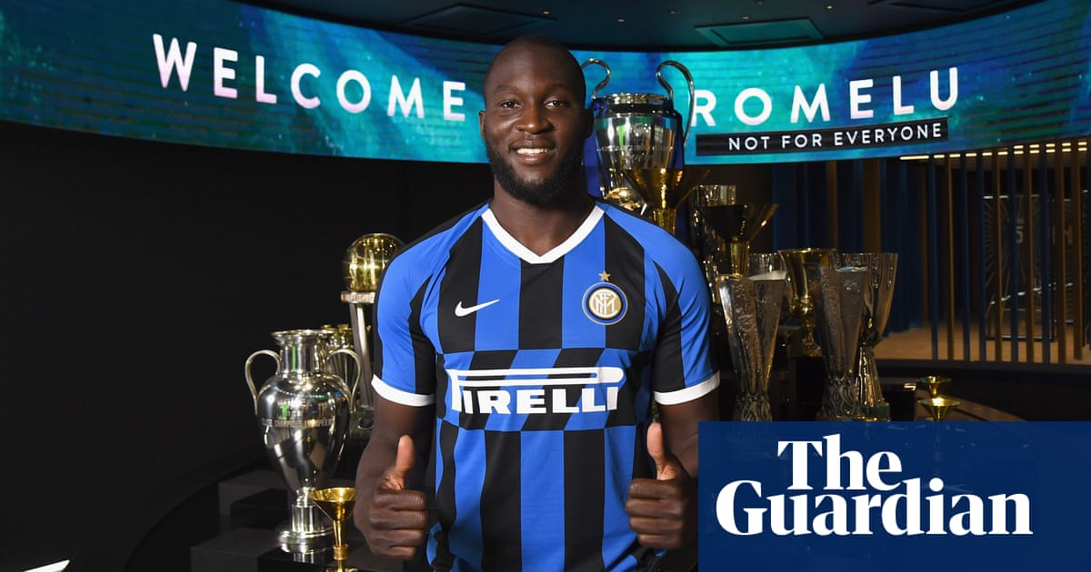 Romelu Lukaku completes £74m move to Inter from Manchester United