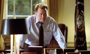 Martin Sheen in The West Wing.