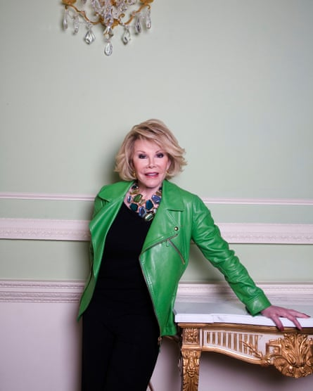 Doctors were reportedly star-struck by Joan Rivers, even photographing her on the operating table.