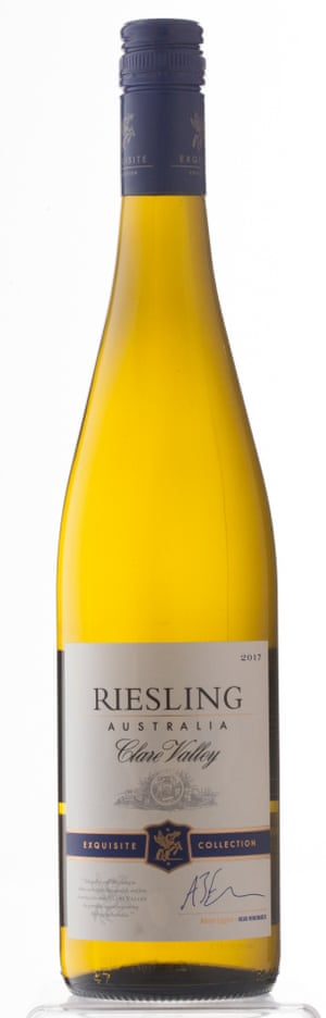 Exquisite Clare Valley Riesling 2017.