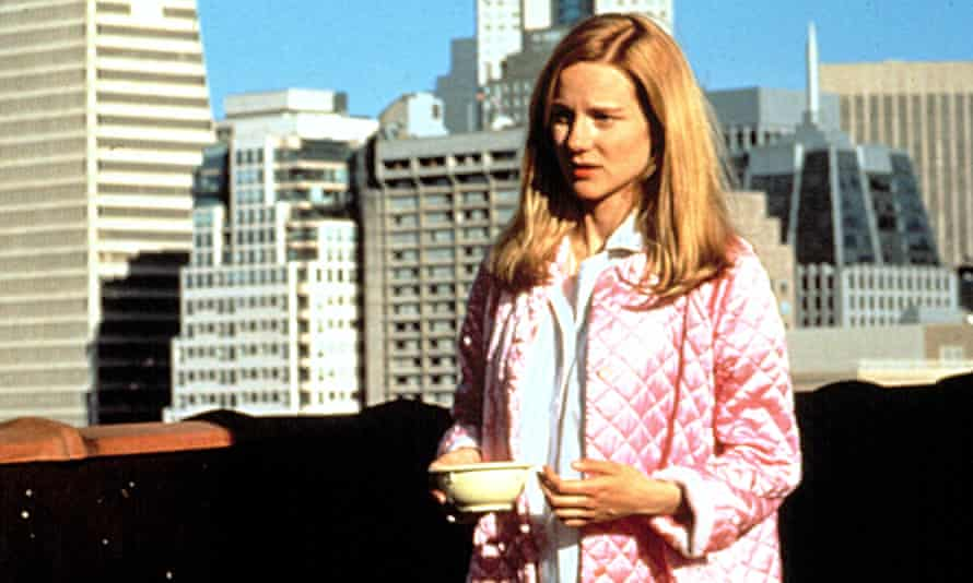 Laura Linney as Mary Ann in 1993's Tales of the City.