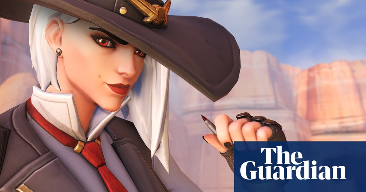 The making of Ashe, Overwatch's new outlaw gunslinger