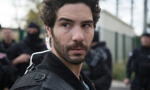 Tahar Rahim as Khalil in The Last Panthers