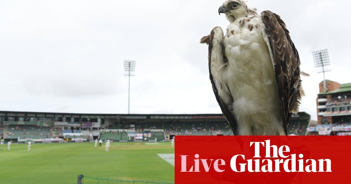 South Africa v England: third Test, day three – live!