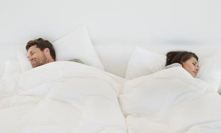 Don't assume your partner no longer fancies you
