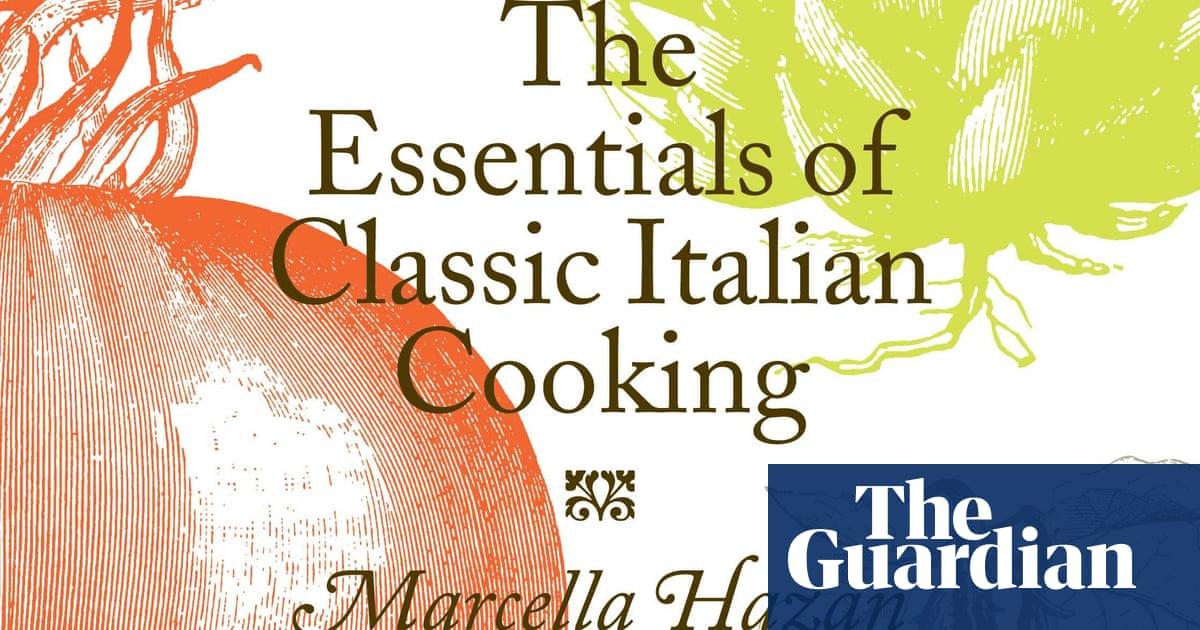 Top five classic Italian recipe books | Food | The Guardian