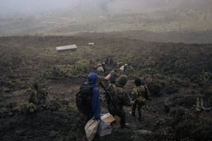 Nyiragongo's deadliest eruption, in 1977, claimed more than 600 lives.