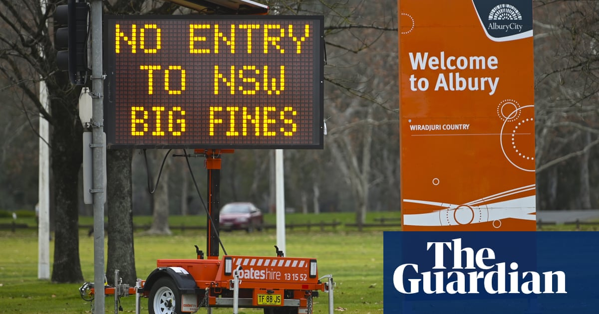 'Forgotten Australians': regional areas need solution to state border closures David Littleproud says – The Guardian