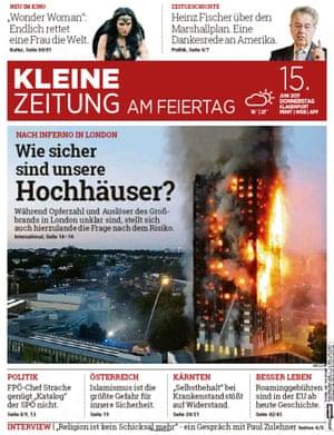 Kleine Zeitung, Austria