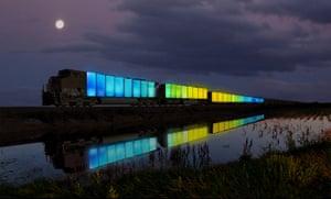 Station to Station, Doug Aitken's journey through modern creativity.