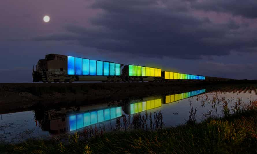 Station to Station, Doug Aitken's journey through modern creativity.