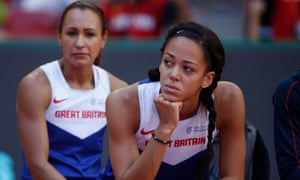 Jessica Ennis-Hill and Katarina Johnson-Thompson's thoroughly friendly rivalry is a far cry from Steve Ovett and Seb Coe in the 1980s.