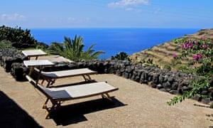 Giardini di Pantelleria, Pantelleria, featured in Sawday's Italy collection