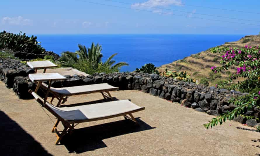 Giardini di Pantelleria, Pantelleria, featured in Sawday's Italy collection