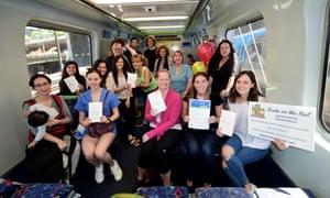 Books on the Rail book club