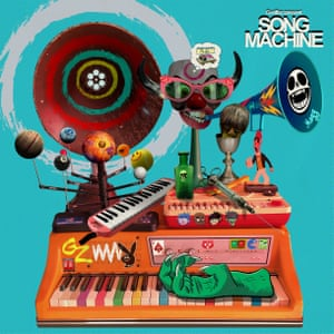 The cover of Song Machine Season One: Strange Timez.
