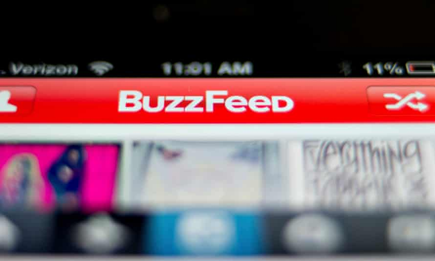 BuzzFeed will focus more on the US market.