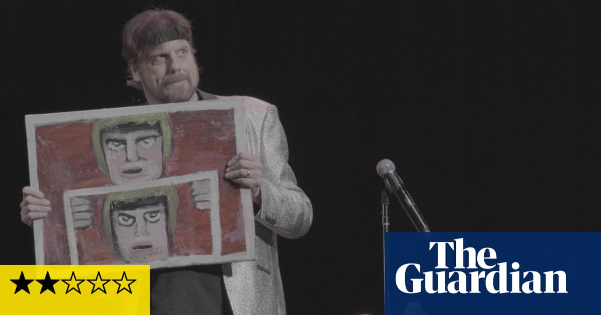 The Amazing Johnathan Documentary review – less than amazing