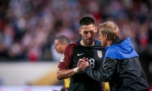 Clint Dempsey and Jürgen Klinsmann: a winning combination?