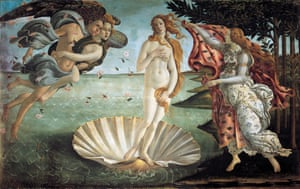 Covergirl blueprint … The Venus Papers discusses the legacy of Botticelli's 1484 masterpiece The Birth of Venus.