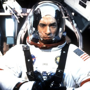 Tom Hanks as Jim Lovell in Apollo 13.