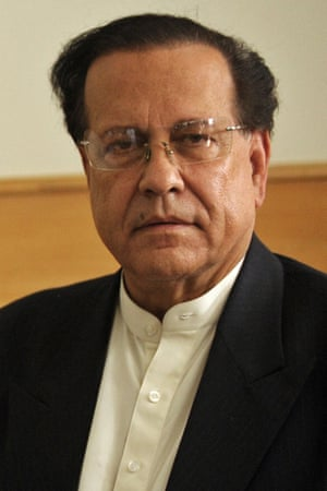 Salman Taseer called Pakistan's blasphemy legislation a 'black law'.