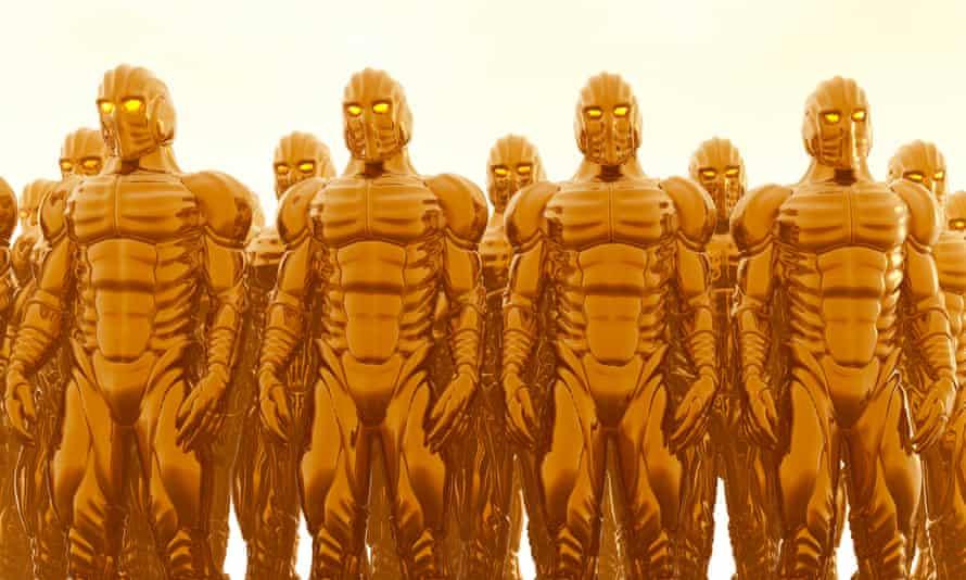 Robotic armies