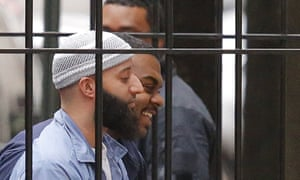 Adnan Syed arrives at the Baltimore City circuit courthouse on Friday.