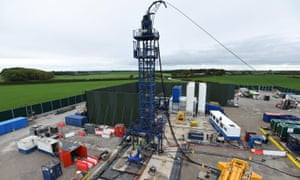 Fracking at Cuadrilla's site in Lancashire was out on hold after a major earth tremor.