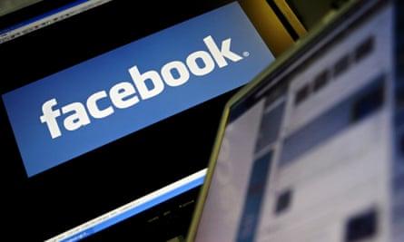 logo of social networking website 'Facebook'