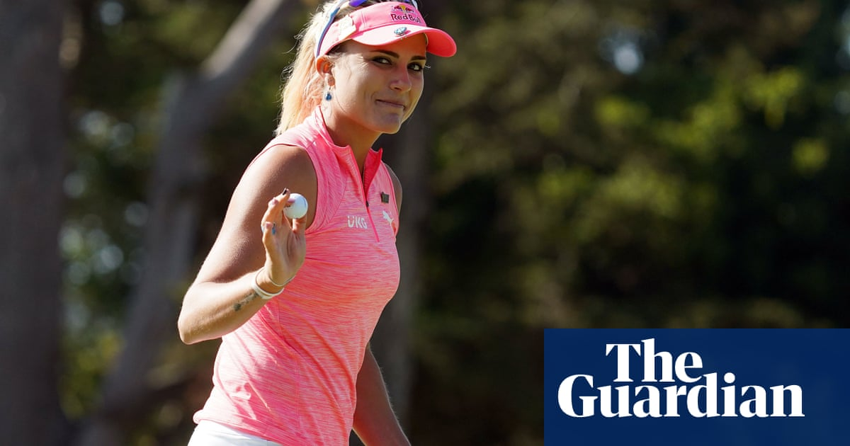 Lexi Thompson's near flawless round sends her into US Women's Open lead