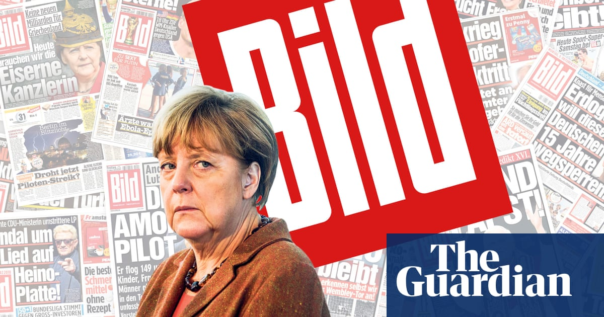 Bild, Merkel and the culture wars: the inside story of Germany's biggest tabloid- podcast