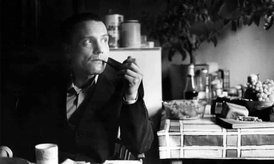 Vladimir Bukovsky in exile in 1977.