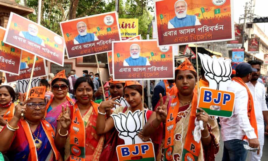 Pro-Modi folk