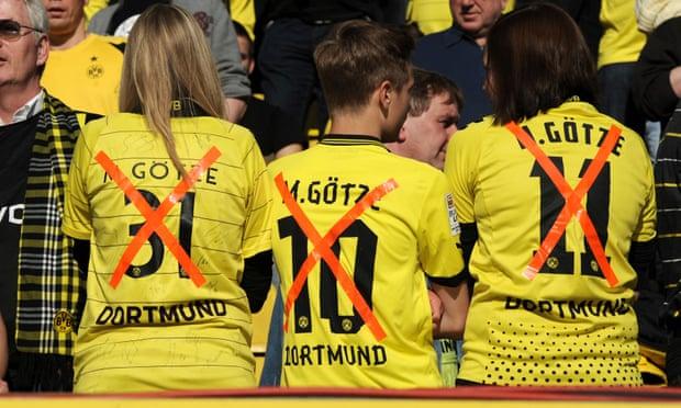 Borussia Dortmund fans