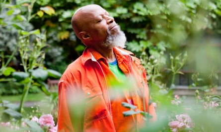 Laraaji: 'There is a commitment to providing a sound environment that is compassionate toward the listener, and visionary images that can inspire.'